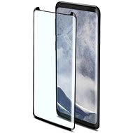 CELLY Privacy 3D für Samsung Galaxy S9 Plus schwarz - Schutzglas