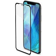 CELLY Vollglas für Apple iPhone XS Max schwarz - Schutzglas
