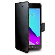 CELLY Wally für Samsung Galaxy Xcover 4 (G390) schwarz - Handyhülle