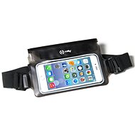 CELLY Splash Belt für 5.7 Zoll Smartphones schwarz - Handyhülle
