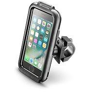 Interphone Cover für Apple iPhone SE (2020)/8/7/6/6S - schwarz - Handyhülle