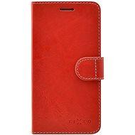 Handyhülle FIXED FIT für Xiaomi Redmi 9A - rot - Pouzdro na mobil