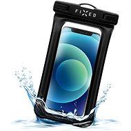 FIXED Float Edge mit Verschlusssystem und IPX8 Zertifizierung - schwarz - Handyhülle