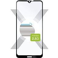 FIXED FullGlue-Cover für Nokia 2.3 Black - Schutzglas