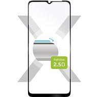 FIXED FullGlue-Cover für Samsung Galaxy A32 5G - schwarz - Schutzglas