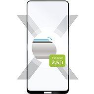 FIXED FullGlue-Cover für Nokia 5.4 - schwarz - Schutzglas