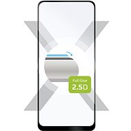 Schutzglas FIXED FullGlue-Cover für Xiaomi Redmi Note 10/Note 10S schwarz