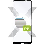 FIXED FullGlue-Cover für Nokia X10/X20 schwarz - Schutzglas