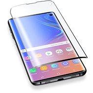 Cellularline für Samsung Galaxy S10 - Schutzfolie