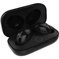 CELLY Twins Air schwarz - Kopfhörer mit Mikrofon