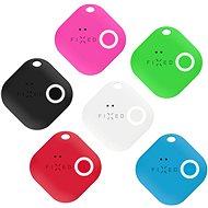 FIXED Smile mit Bewegungssensor 6-PACK (schwarz, weiß, rot, blau, grün, pink) - Bluetooth Lokalisierungschip