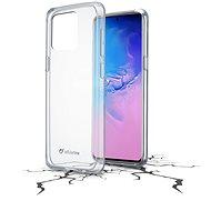 Cellularline Clear Duo für Samsung Galaxy S20 Ultra - Handyhülle
