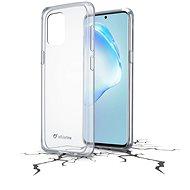 Cellularline Clear Duo für Samsung Galaxy S20+ - Handyhülle