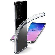 Cellularline Fine für Samsung Galaxy S20 Ultra farblos - Handyhülle