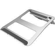 FIXED Frame Book für den Tisch für Laptops silber - Laptopständer