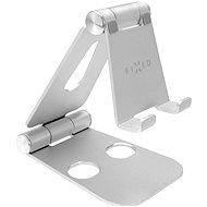 FIXED Frame Phone Tischständer für Mobiltelefone - silber - Ständer