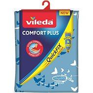 VILLA Comfort Plus Überzug - Blau - Auflage