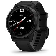 Garmin Fenix 6S PRO Black/Black Band - Smartwatch