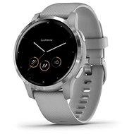 Garmin Vívoactive 4S Silver Gray - Smartwatch