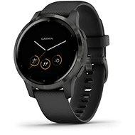 Garmin Vívoactive 4S Grey Black - Smartwatch