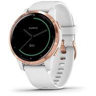 Smartwatch Garmin Vívoactive 4S RoseGold White