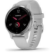 Garmin Venu 2S Silver/Gray Band - Smartwatch