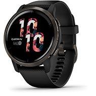 Garmin Venu 2 Slate/Black Band - Smartwatch