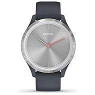 Garmin Vívomove 3S Sport, silbergrau - Smartwatch