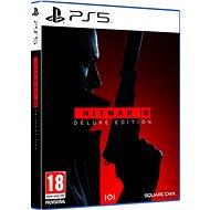 Hitman 3: Deluxe Edition - PS5 - Konsolenspiel