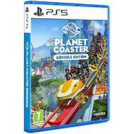Planet Coaster: Console Edition - PS5 - Konsolenspiel