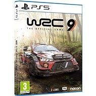 WRC 9 - PS5 - Konsolenspiel