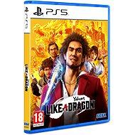 Yakuza: Like a Dragon - PS5 - Konsolenspiel