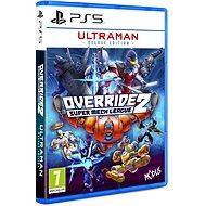 Override 2: Super Mech League - Ultraman Deluxe Edition - PS5 - Konsolenspiel