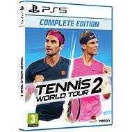 Tennis World Tour 2: Complete Edition - PS5 - Konsolenspiel