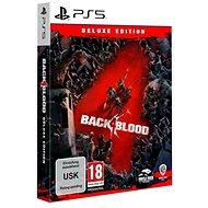 Back 4 Blood: Deluxe Edition - PS5 - Konsolenspiel