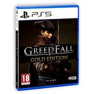 Greedfall - Gold Edition - PS5 - Konsolenspiel