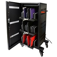 PORT CONNECT CHARGING CABINET 30 UNITS, schwarz - Ladestation