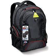 Laptop-Rucksack PORT DESIGNS Courchevel 17.3-Zoll schwarz / rot