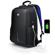 Laptop-Rucksack PORT DESIGNS Chicago Evo Anti-theft Schwarz