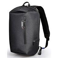 """PORT DESIGNS SAN FRANCISCO BACKPACK Rucksack für ein 15,6"""" Laptop und ein 10,1"""" Tablet, grau - Laptop-Rucksack"""