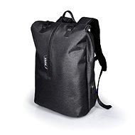 """PORT DESIGNS NEW YORK BACKPACK Rucksack für ein 15,6"""" Laptop und ein 10,1"""" Tablet, grau - Laptop-Rucksack"""