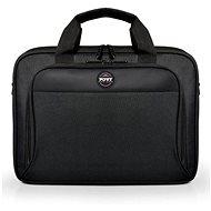 """PORT DESIGNS HANOI 2 Clamshell Tasche für ein 17,3"""" Laptop, schwarz - Laptop-Tasche"""