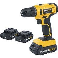 POWERPLUS POWX00500 - Akkubohrmaschine