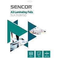 SENCOR SLA FA3M150 A3 150mic - 25St - Laminierfolie
