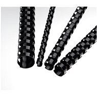 EUROSUPPLIES A4 - 19 mm - schwarz - 100 Stück Packung - Binderücken