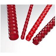 EUROSUPPLIES A4 - 19 mm - rot - 100 Stück Packung - Binderücken