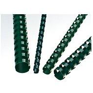 EUROSUPPLIES A4 - 19 mm - grün - 100 Stück Packung - Binderücken