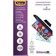 Laminierfolie Fellowes A4 80 mic ImageLast - Laminovací fólie