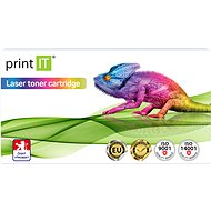PRINT IT 46490608 Schwarz für OKI-Drucker - Alternative Druckpatrone