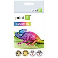 PRINT IT Brother LC-980/LC 1100 Schwarz - Alternative Tintenpatrone